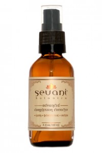 licorice root in sevani advanced complexion corrector bottle