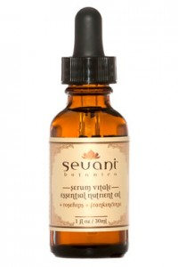 sevani serum vitale essential nutrient oil bottle