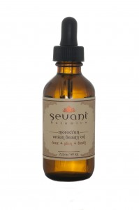 Sevani Moroccan Argan Beauty Oil