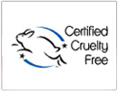 leaping bunny certified cruelty free logo