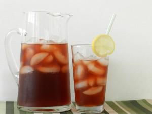 iced beauty tea